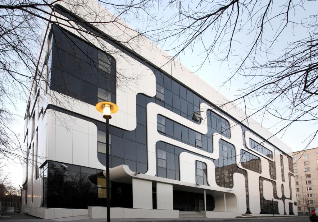 Дизайн фасадів будинків