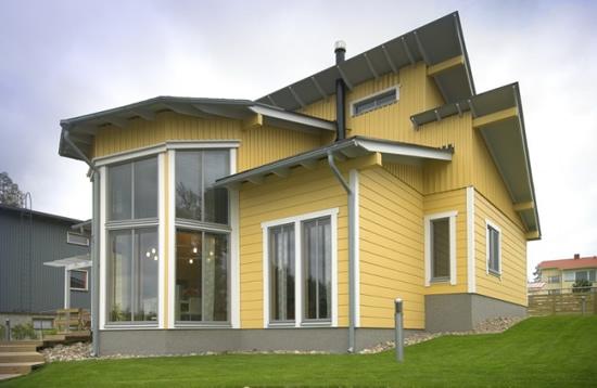 Деревянные коттеджи из бруса под ключ: проекты с ценами на