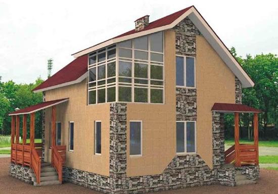 работ сборке дома по стоимость деревянного