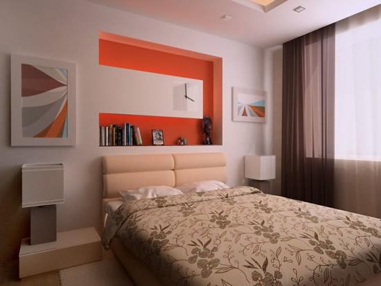 Шкафы из гипсокартона в спальню своими руками фото 159