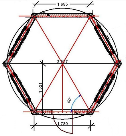 Как покрыть четырехскатную крышу своими руками фото 51